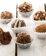 Nutella Chocolate Truffles Recipe