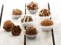 Nutella Chocolate Truffles Recipe