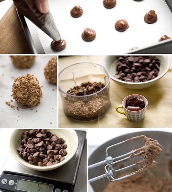 Nutella Chocolate Truffles - Steamy Kitchen Recipes