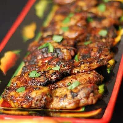 Chicken Wing Recipes For Super Bowl - Steamy Kitchen Recipes