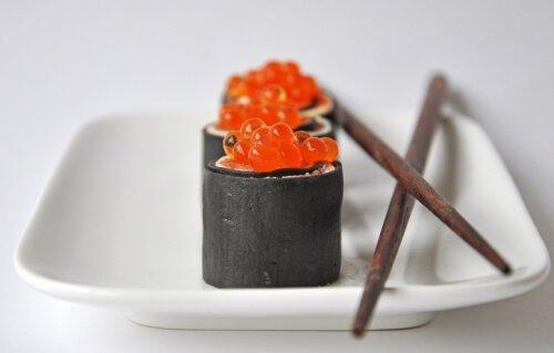 sushi pasta