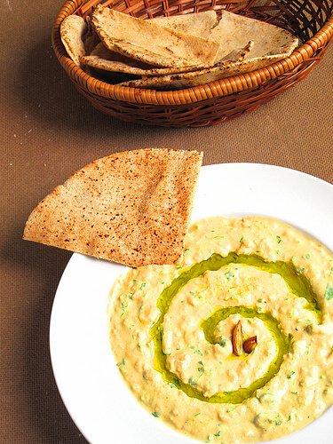 Fatteh Hummus Recipe