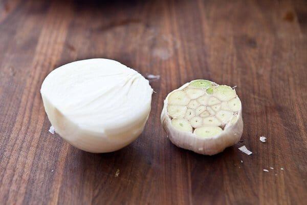 garlic for guinness corned beef