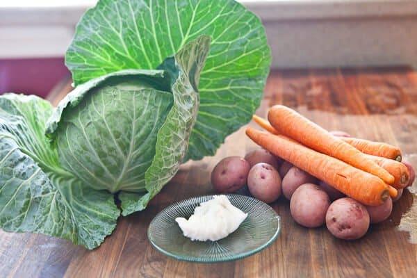 veggies for recipe