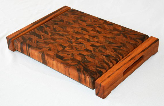 Hand made natural cutting boards steamy kitchen recipes for Cutting board designs
