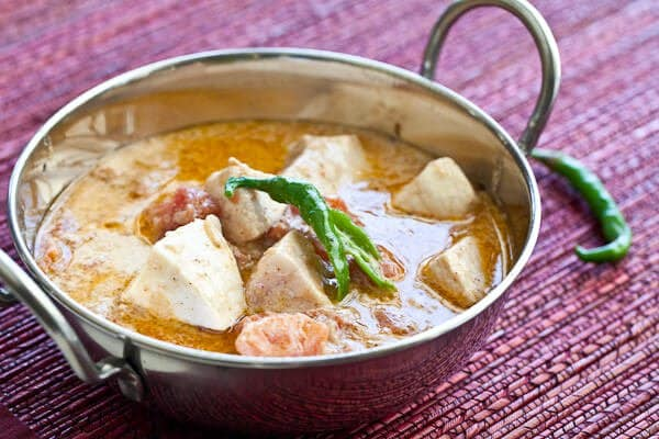 Indian Fish Coconut Curry - Steamy Kitchen Recipes
