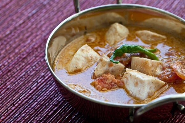 Free download collection 2012: Indian Fish Coconut Curry