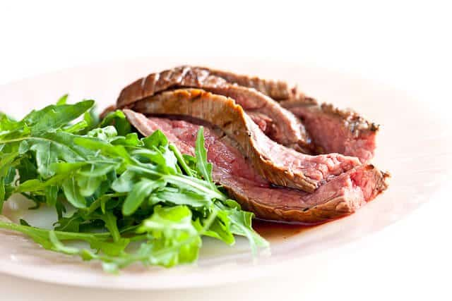 Orange Ginger Flank Steak - Steamy Kitchen Recipes