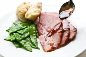 Easter Ham Cola Glazed Recipe