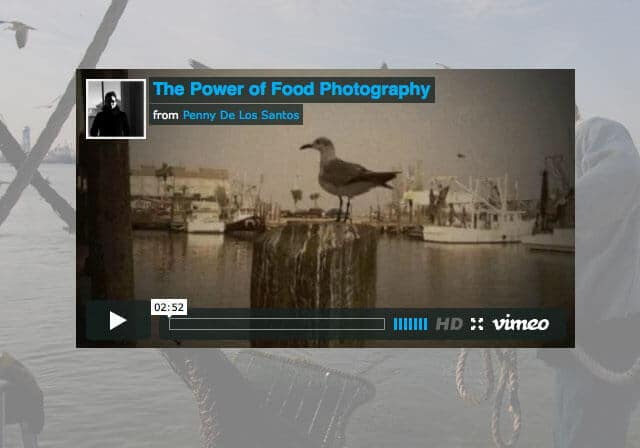 Free Travel & Food Photography Class
