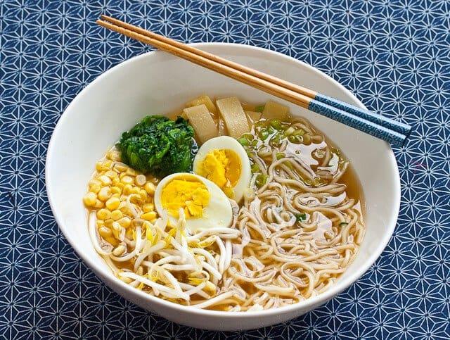 Miso Ramen Recipe | Steamy Kitchen
