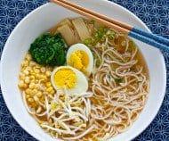 Japanese miso ramen noodle recipe