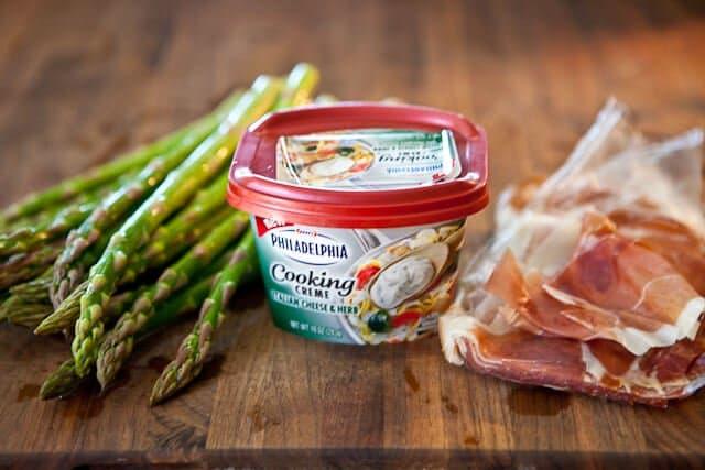 Crispy Prosciutto Wrapped Asparagus Recipe — Dishmaps