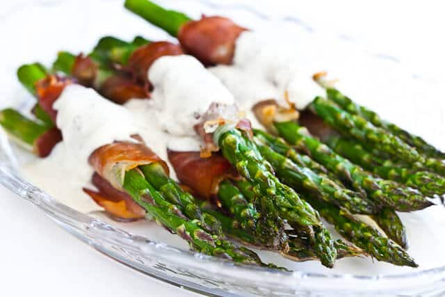 Kitchen Boss Asparagus Recipe