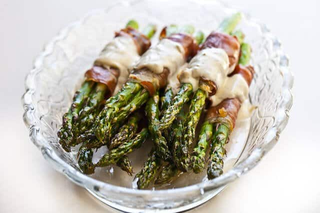 how to cook crispy asparagus