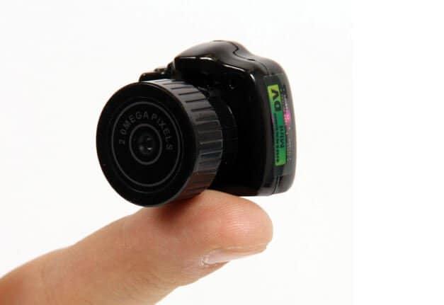 Itty Bitty Camera