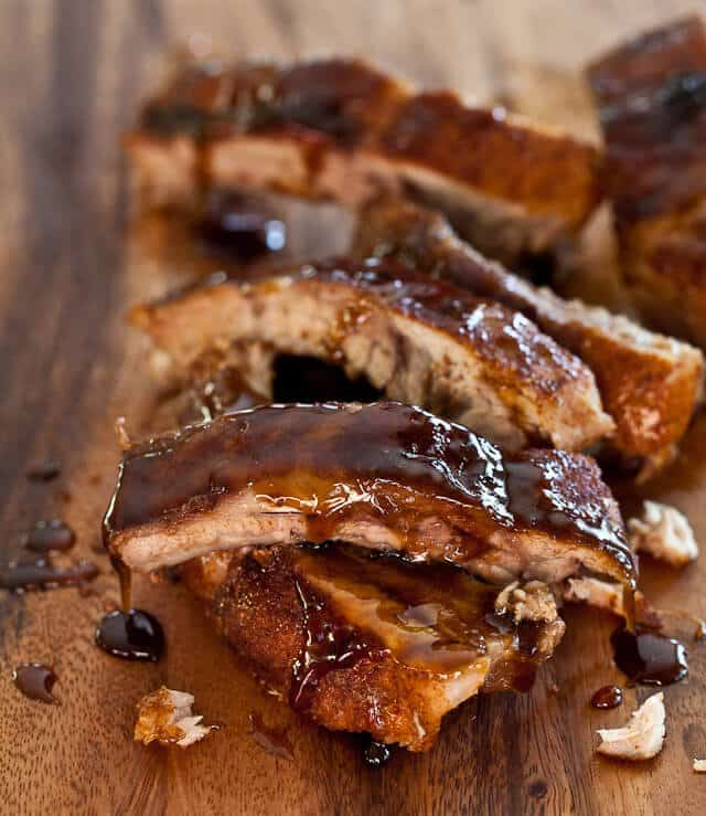 Dr. BBQ's Famous Baby Back Ribs