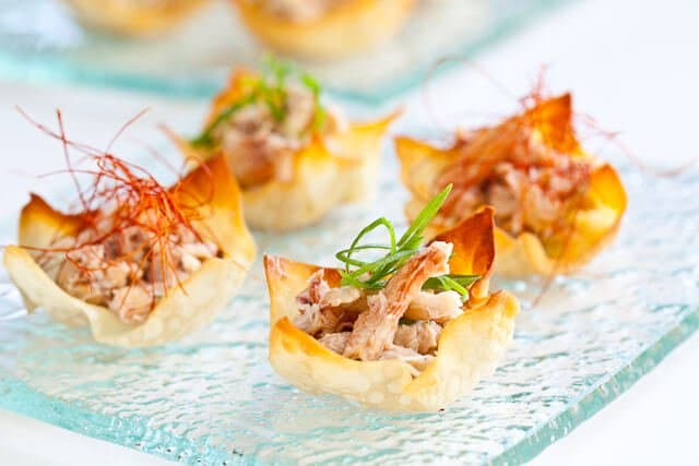 Baked Crab Rangoon Steamy Kitchen Recipes Giveaways