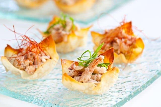 Baked Crab Rangoon - Steamy Kitchen Recipes
