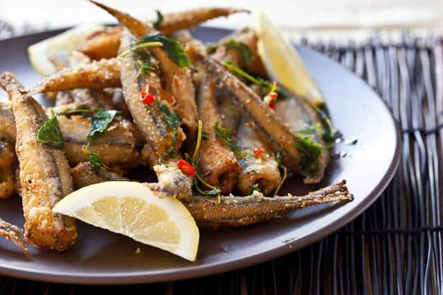 Dip recipes for fried fish