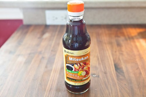 Ponzu sauce for buddha bowls