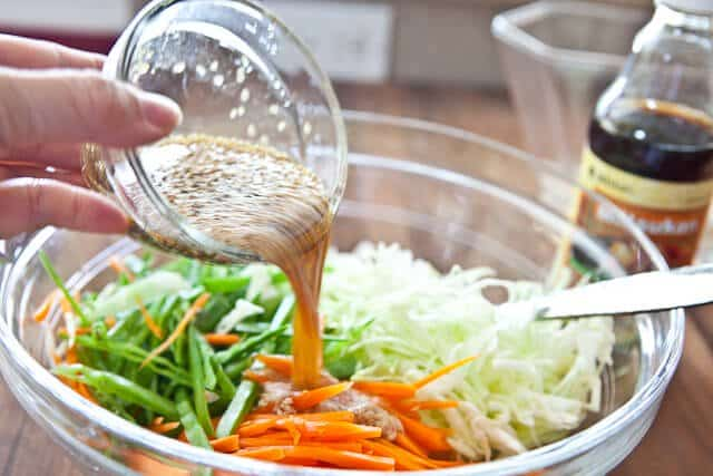 Asian Slaw with Ponzu Dressing - Steamy Kitchen Recipes