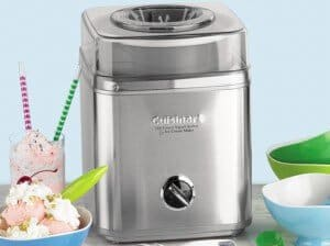 Pure Indulgence Frozen Yogurt, Ice Cream & Sorbet Maker