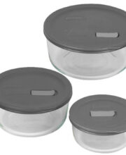 Pyrex-no-leak-lids-6-piece-set