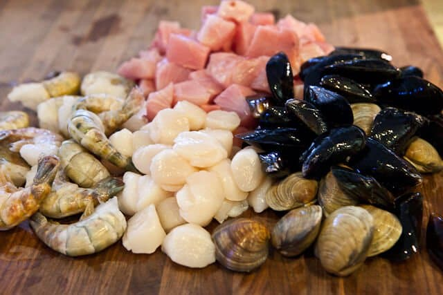 bouillabaisse-recipe seafood