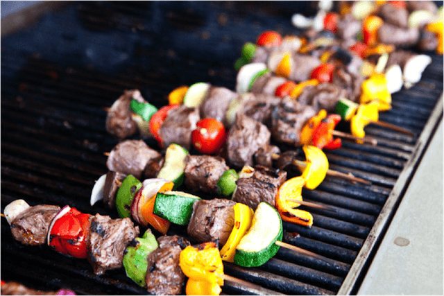 Asian Steak Kabobs - Steamy Kitchen Recipes