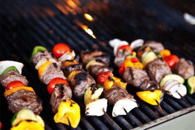 Asian Steak Kabobs