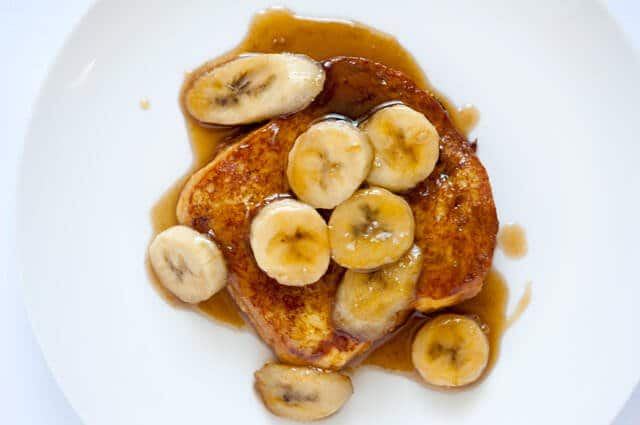 bananas foster french toast banana s foster brioche french bananas ...