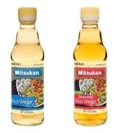 bottles of rice vinegar