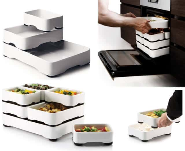 Stackable Oven To Table Cookware Steamy Kitchen Recipes