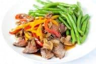 Steak Teriyaki recipe