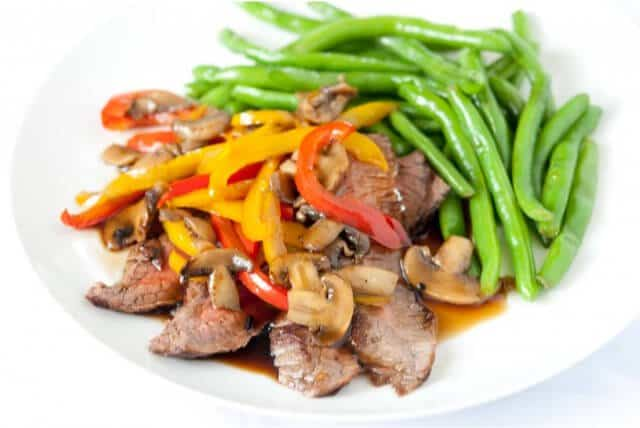 Steak Teriyaki recipe