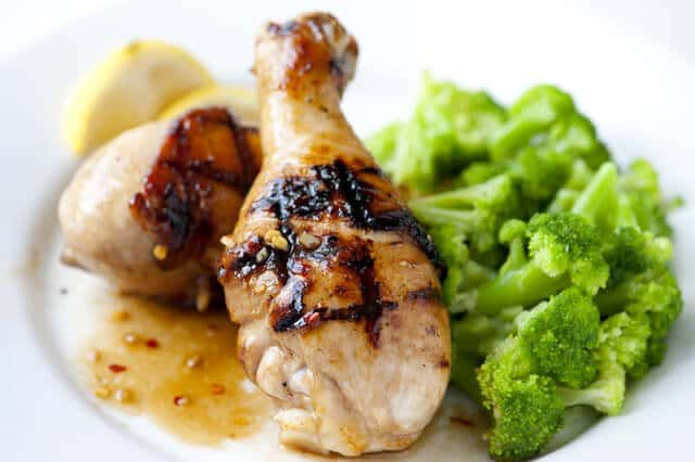 Honey Soy Glazed Chicken Recipe