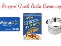 Ronzoni-Quick-Cook-Giveaway