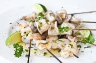 Grilled Calamari Recipe photo