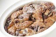 Nutella Bread Pudding Recipe - final