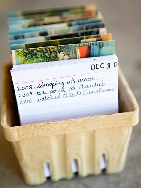 For The New Year Make A Memory Jar Steamy Kitchen Recipes Giveaways
