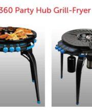 360-Grill-Fryer