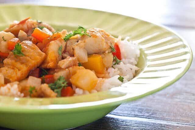 dish of stew