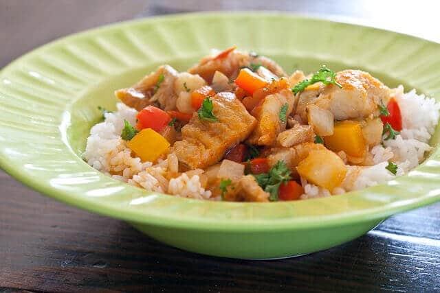 bacalao recipe