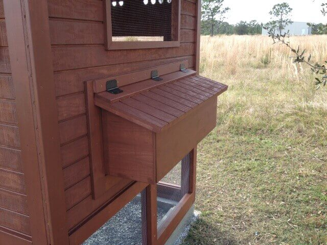 Report Ideas The Palace Chicken Coop Plans