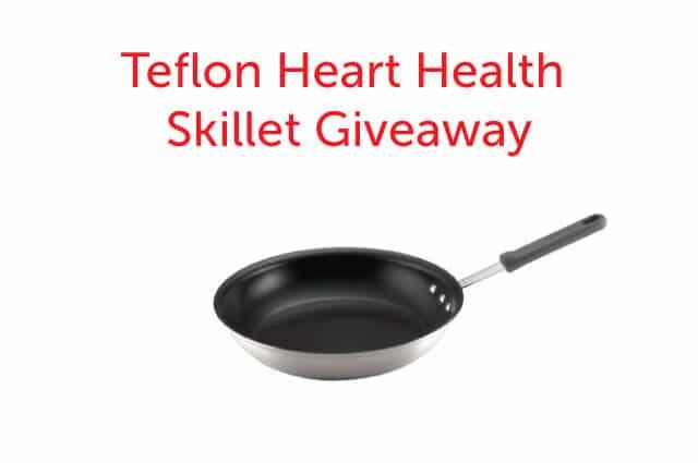 Teflon-Giveaway