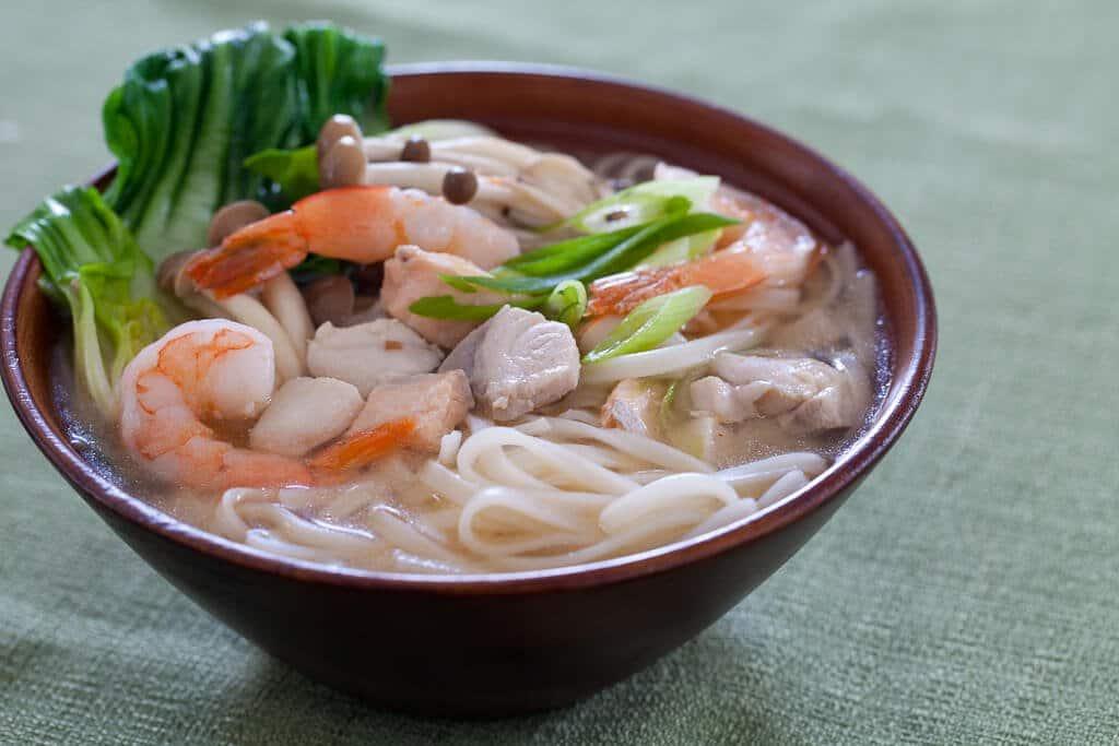 ... Mushroom), but regular sliced white mushrooms will work just as well