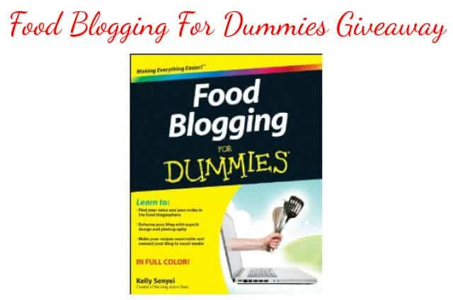 Food-Blogging-for-Dummies