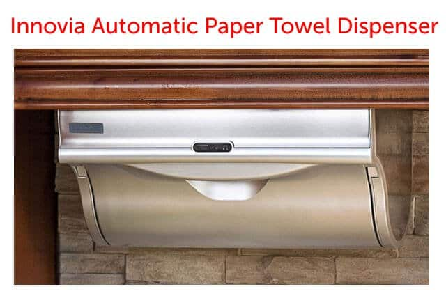 giveaway innovia automatic paper towel dispenser steamy kitchen recipes. Black Bedroom Furniture Sets. Home Design Ideas