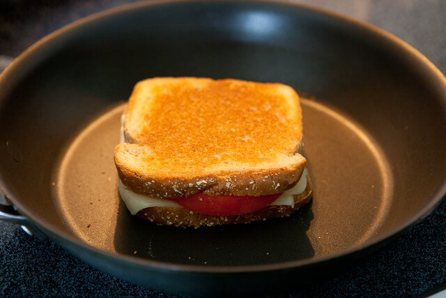 SuperFrico Grilled Cheese Sandwich Recipe